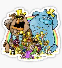 Together again, AGAIN! Sticker