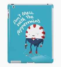 Peppermint Bond iPad Case/Skin