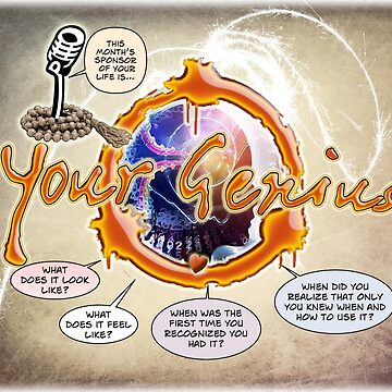 this Month's Sponsor - Your Genius by Paulreynolds
