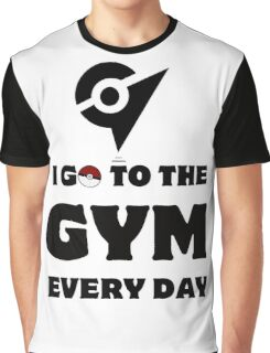 Pokemon Go - Gym Graphic T-Shirt