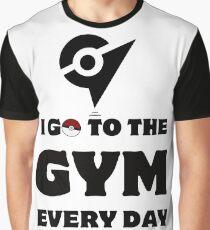 Pokemon Go - Gym Graphic T-Shirt