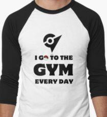 Pokemon Go - Gym Men's Baseball ¾ T-Shirt