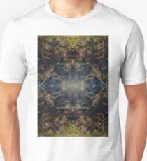 Looking Thru A Wormhole Unisex T-Shirt