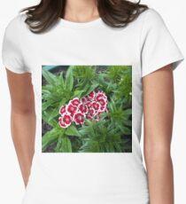 Sweet, Sweet Williams - Red Picotee T-Shirt