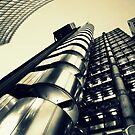 Lloyds Building 2 by Darren Bailey LRPS