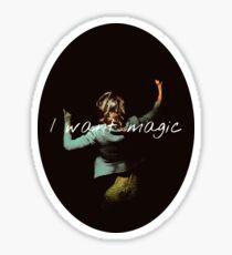 Gillian Anderson - Blanche Dubois  Sticker