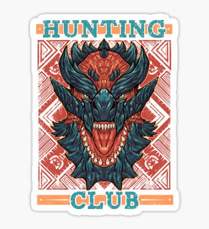 Hunting Club: Glavenus Sticker