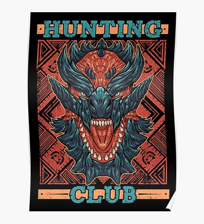 Hunting Club: Glavenus Poster