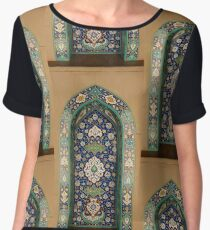 Middle Eastern Archway No. 1 Chiffon Top