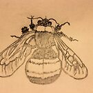 The Bumblebee by aprilann