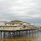 Colwyn Bay pier.  by ccrcats