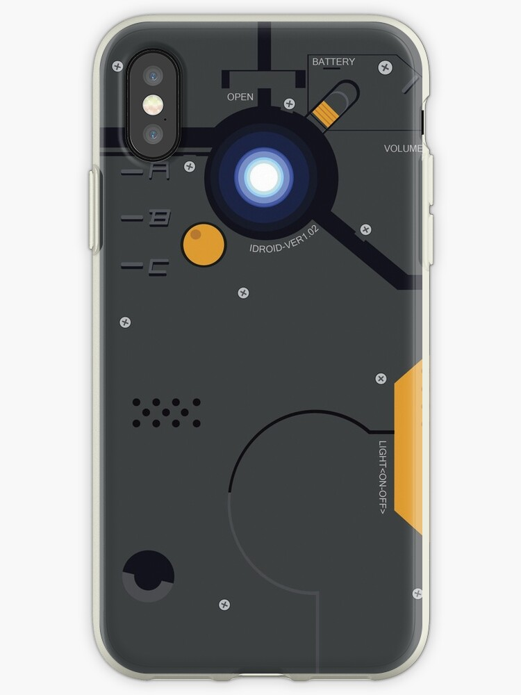 promo code e1991 d2c48 'Metal Gear Solid iDroid' iPhone Case by remypost