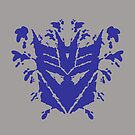 Decetiblot (blue) by MightyRain