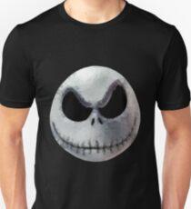 Polygon Art : Jack Skellington Unisex T-Shirt