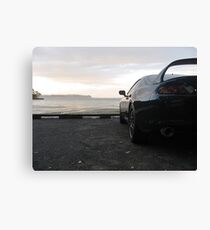 Toyota Supra RZ Canvas Print