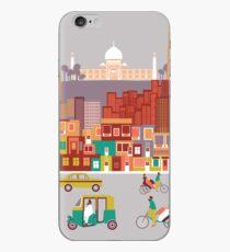 New Delhi, India iPhone Case
