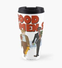 Good Omens - the Professional Travel Mug