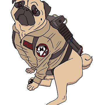 Pugbusters by pugshop