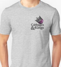 Cabbages & Kings Podcast T-Shirt