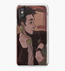 pick me up iPhone Case/Skin