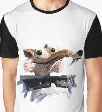 ICE AGE - Scrat 's spacesuit Graphic T-Shirt