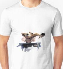 ICE AGE - Scrat 's spacesuit Unisex T-Shirt