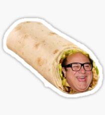 Danny Burrito  Sticker