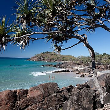 Australian Beach, Cabarita NSW by MikeBJ