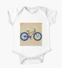 Groovy Cycling Dreams One Piece - Short Sleeve