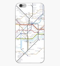 London U-Bahn 2016 iPhone-Hülle & Cover