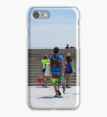 Going to the Beach iPhone Case/Skin