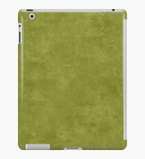 Woodbine Oil Pastel Color Accent iPad Case/Skin