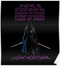 The Gray Jedi  Poster