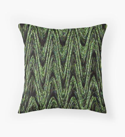 THE LAIR-SLEEPING DRAGONS Throw Pillow