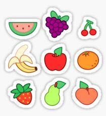 Obst! Sticker