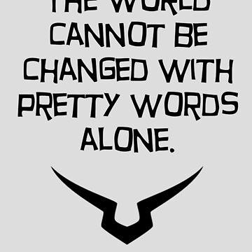 pretty words by beforethedawn