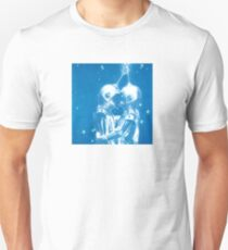 Fly Me To The Moon Blue Love T-Shirt