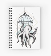 Set Me Free Spiral Notebook