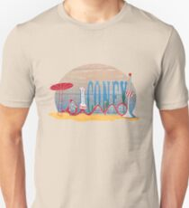 Coney Island Slim Fit T-Shirt