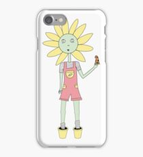 Daisy Love in colour iPhone Case/Skin