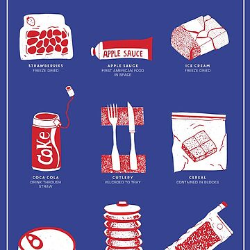 A Guide to Space Food by ChloeMorris