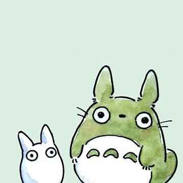 Totoro Chibi by kooliokatz