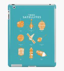 1960s Satellites iPad Case/Skin