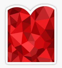 Corset - Hearts Delight Diamonds Sticker
