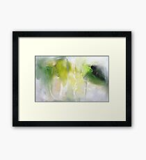 Juniper Brush Framed Print