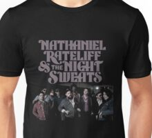 NATHANIEL RATELIFF & THE NIGHT SWEATS KLUWER DESIGN FOR TSHIRT Unisex T-Shirt