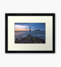 Penmon Lighthouse, Anglesey Framed Print