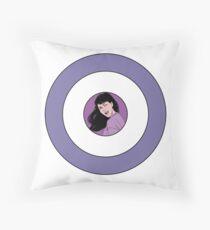 Kate Bishop Throw Pillow