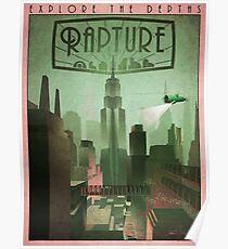 Bioshock - Rapture Poster