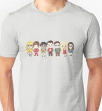 Sheldon and Friends Unisex T-Shirt
